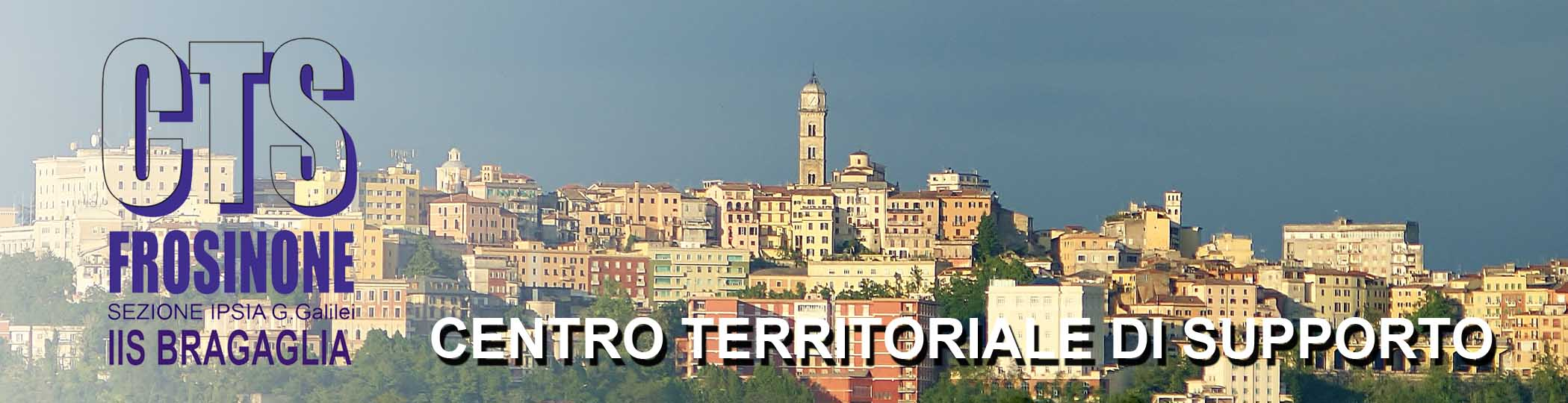 Centro Territoriale Supporto Frosinone